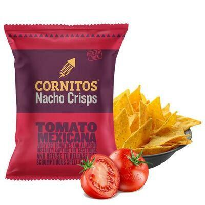 Cornitos Nacho Crisps Tomoto Mexicana 60g