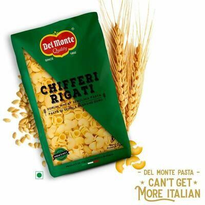 Delmonte Pasta Chifferi Rigati 500g