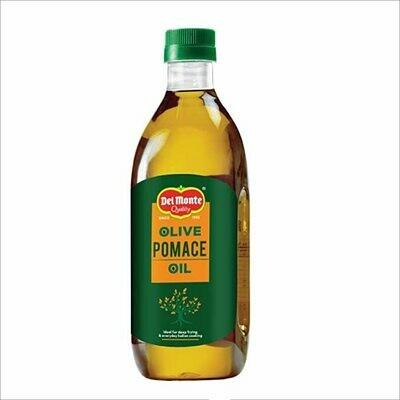 Delmonte Olive Pomace Oil 1Ltr