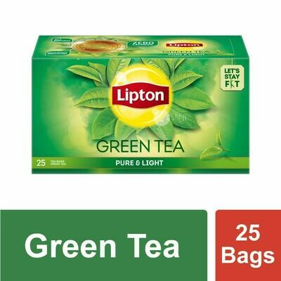 Lipton Green Tea  Pure & Light 25Bags
