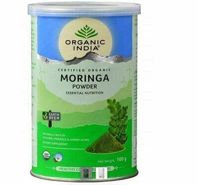 Organic India Moringa Powder 100g
