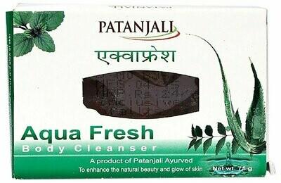 Patanjali Aqua Fresh Body Cleanser 75g