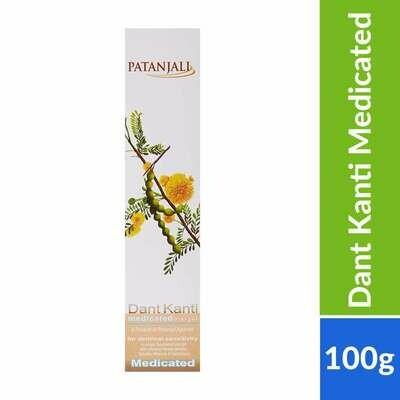 Patanjali Dant Kanti Medicated Oral Gel 100g