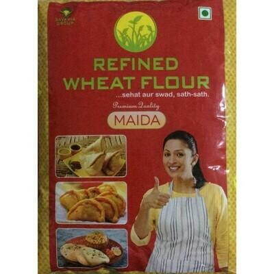 Savaria  Refined Wheat Flour Maida 1kg