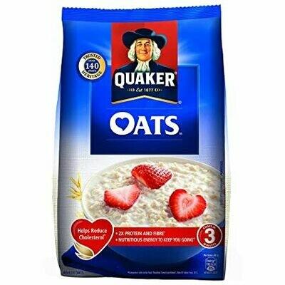 Quaker Oats Regular Refill 1kg