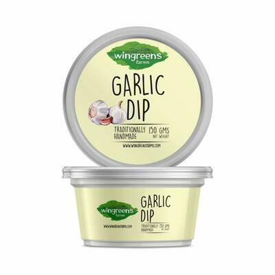 Wingreens Garlic Dip 150g