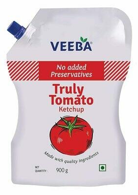 Veeba Truly Tomato Ketchup 900g