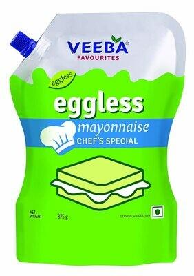 Veeba Eggless Mayonnaise 875g