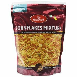 Haldiram Cornflakes Mixture 200g