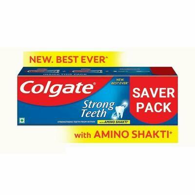 Colgate Strong Teeth Amino Shakti 300g