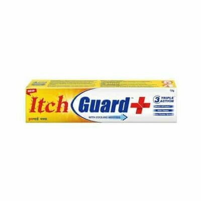 Itch Guard+ With Cooling Menthol 20g