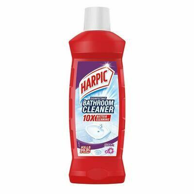 Harpic Disinfectant Bathroom Cleaner Floral 500ml