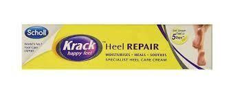 Krack Happy Feet Heel Repair Cream 15g