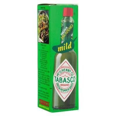 Tabasco Green Pepper Sauce 60ml