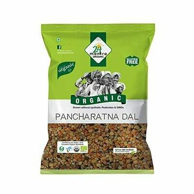 Organic Pancharatan Dal 24 Mantra 500g