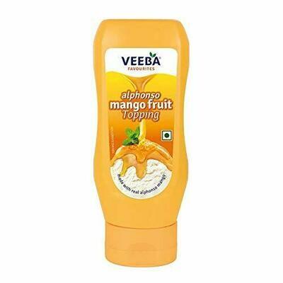 Veeba Alphonso Mango Fruit Topping 380g