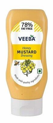 Veeba Honey Mustard Dressing 300g