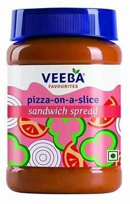 Veeba Pizza On A Slice Sandwich Spread 310g