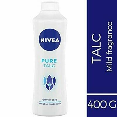 Nivea Pure Talc 400g
