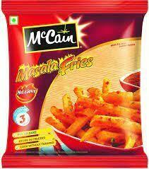 Mccain Masala Fries 375g