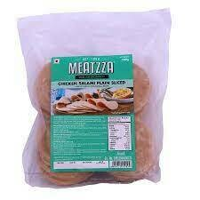 Meatzza Chicken Mortadla 500gm