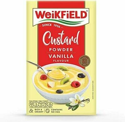 WeikField  Custard Powder Vanilla 100gm
