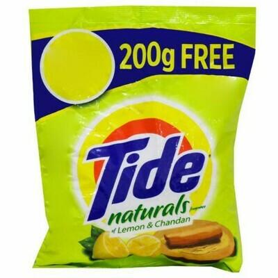 Tide Naturals  Detergent Powder 800g