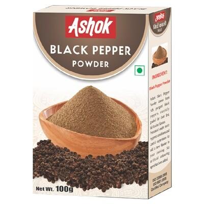 Ashok Black Pepper Powder 100gm