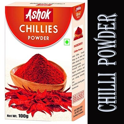 Ashok Chillies Powder 100gm