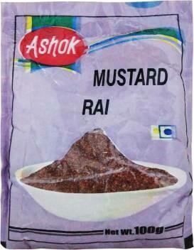 Ashok Rai Mustard 50gm