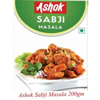 Ashok Sabji Masala 200gm