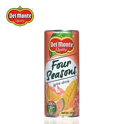 Delmonte Four Seasons Fruit Drinks 240ml