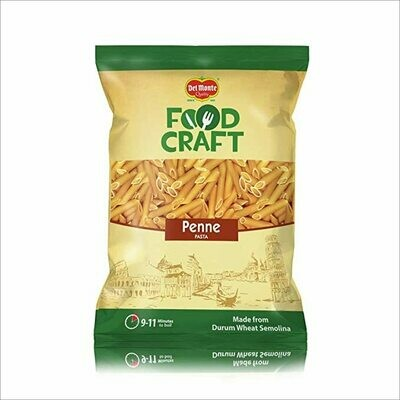Delmonte Food Craft Penne Rigate Pasta 500gm