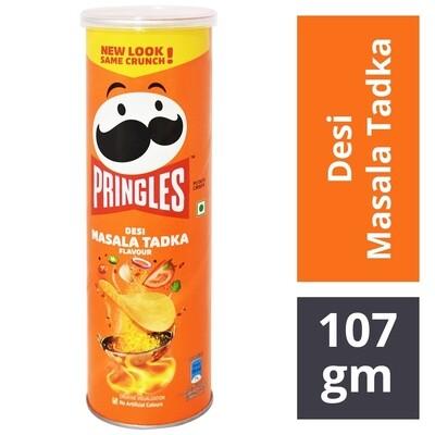 Pringles Desi Masala Tadka Flavour 107gm
