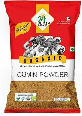 Organic Cumin Powder 24 Mantra 100gm