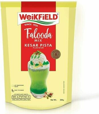 WeikField Falooda Mix Kesar Pista 200gm