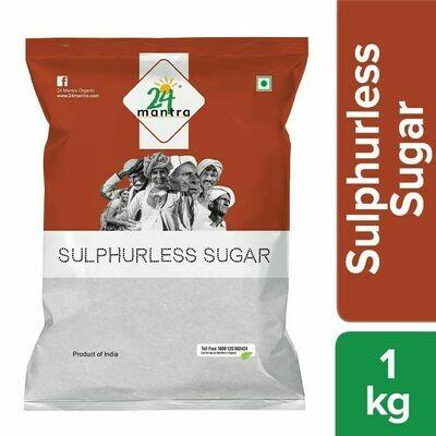 Sulphurless Sugar 24 mantra 1kg