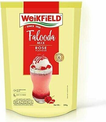 WeikField Falooda Mix Rose 200gm