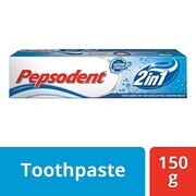 Pepsodent 2 in 1 Toothpaste 150gm