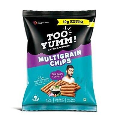 Too Yumm! Multigrains Chips Dahi Papdi Chaat 70gm