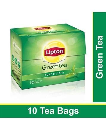 Lipton Green Tea Pure & Light 10Tea Bag