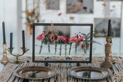 Flori in rama pentru cadou sau decor evenimente