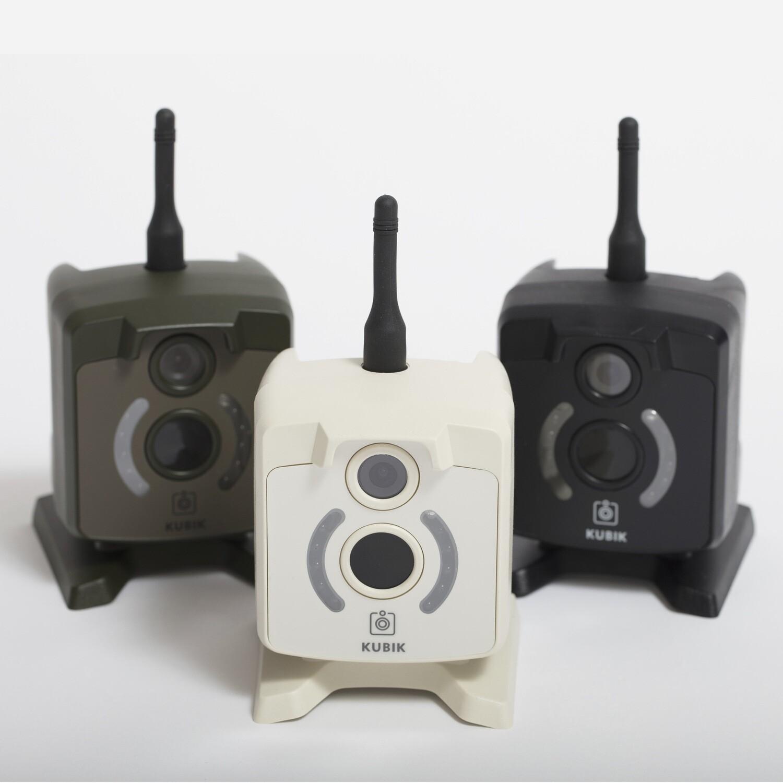 GSM-камера KUBIK, Bluetooth