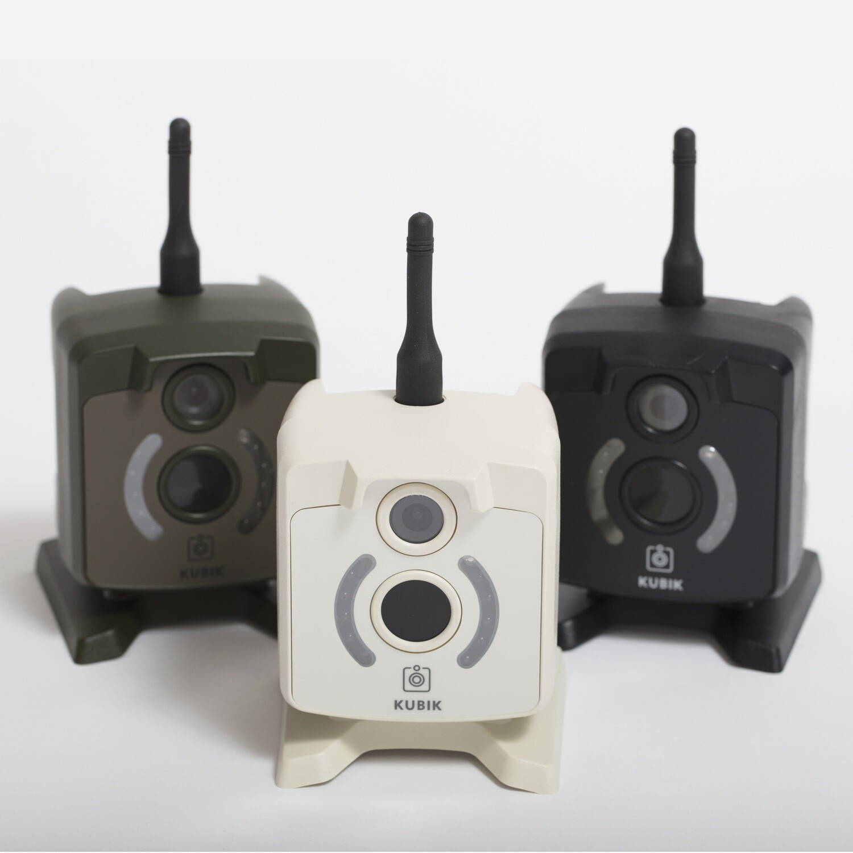 GSM-камера KUBIK, Bluetooth, Wi-Fi