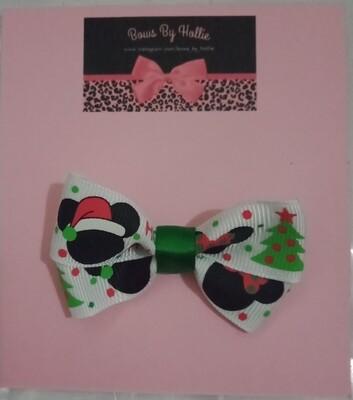 Minnie and Mickey Christmas