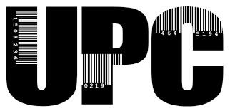 5000 UPC Codes