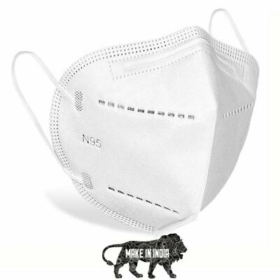 N95 Reusable Mask Anti Air Pollution Face Mask With 5 Layer For Men & Women