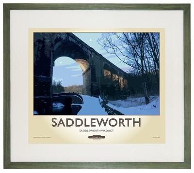 Framed Fine Art Print - Saddleworth