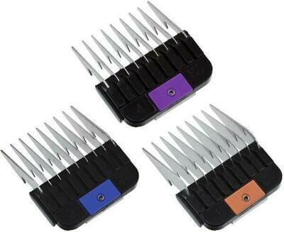 Набор металлических насадок Wahl для ножей А5, 6, 10, 13 мм
