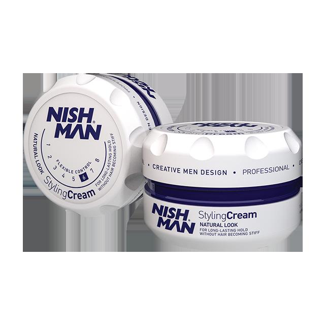 Крем для укладки волос NISHMAN 6 150 мл.
